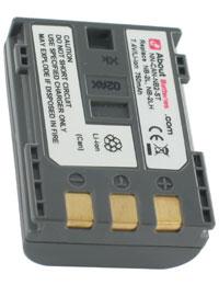 Batterie pour CANON MVX350i