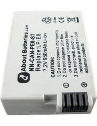 Batterie type CANON LP-E8