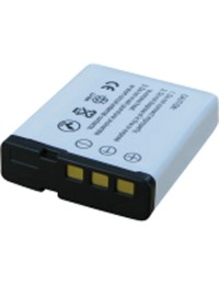 Batterie pour CASIO EXILIM EX-ZR800BK