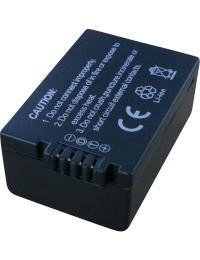 Batterie pour PANASONIC LUMIX DMC-FZ150K