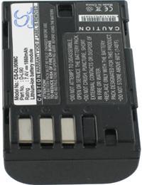 Batterie type PENTAX D-LI90