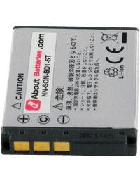 Batterie pour SONY DSC-T200